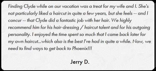 testimonial vacation