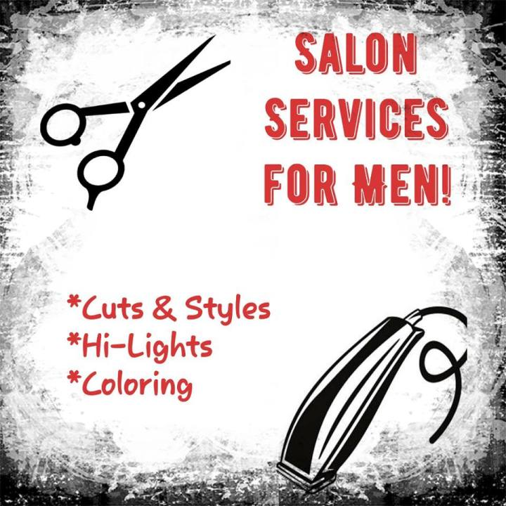 Mens haircuts in scottsdale